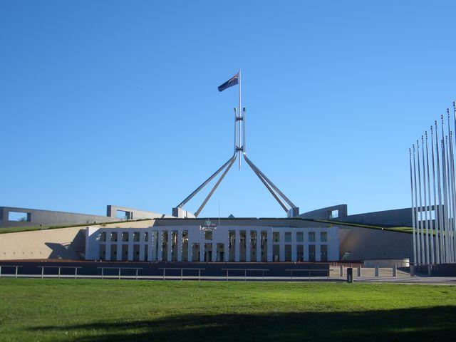 australiens huvudstad
