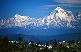 Berg i Indien