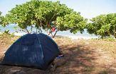 tält i Thailand