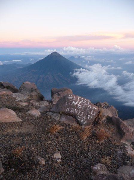 Vulkanhiking i Guatemala