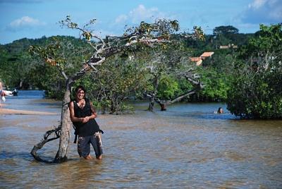 En flodbåtstur längs amazonfloden är något utöver det vanliga