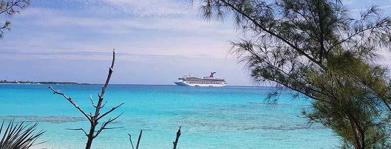Kryssning till Bahamas med Carnival
